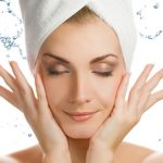 cuidado de la piel con acne