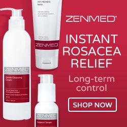Tratamiento para Rosacea de Zenmed - Clic para mas informacion